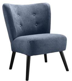 Leuk stoeltje voor in de woonkamer! fauteuil Rivalto Pronto Wonen. #prontowonen #droomwoonkamer