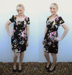 Pattern Reviews> BurdaStyle Downloadable> 06/2014 #133 (Princess Seam Sheath Dress)