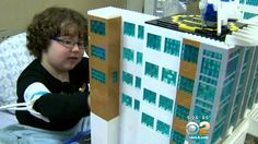 Boy with mitochondrial disease builds elaborate lego hospital with help of Make-a-Wish.