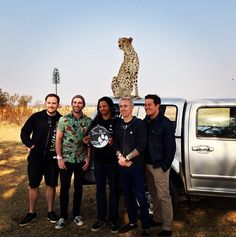 YC when they went to Africa! So cool!!!