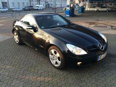Mercedes-Benz SLK 200 Kompressor Automatik