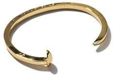 Giles & Brother Gold Spike Cuff