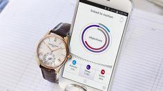 Horlogemaker Frederique Constant en dochterbedrijf Alpina lanceren een reeks smartwatches met een echt Zwitsers uurwerk.