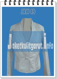 Jaket Kulit Wanita JKW 49