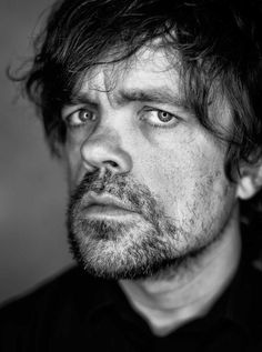 Peter Dinklage (by Mark Mann)