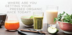 World's First Pressed Organic Juice Directory Launches, Coverage in Well Good NYC on http://livingmaxwell.com