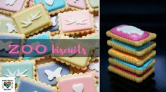 South African Recipes | ZOO BISCUITS Sweet Cookies, Cake Cookies, Sugar Cookies, Cupcakes, South African Recipes, Homemade Seasonings, Biscuit Recipe, Baking Recipes, Biscuits