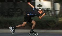 Rollerblade® Skate-to-Run Training - Rollerblade International Air Blade, Inline Skating, Fall Pictures, Roller Skating, Fitness Goals, Cardio, Running, Strength, Train