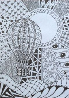 viewing gallery for tumblr doodles patterns zentangle