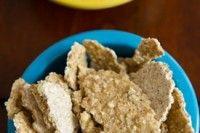 Vanilla Cinnamon Buckwheat Crispies – inspired by One Lucky Duck
