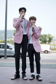 Wooseok & jinho