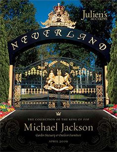Michael Jackson Garden Statuary and Outdoor Furniture Catalog
