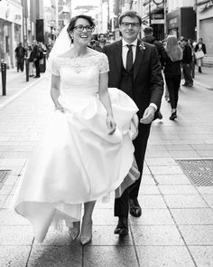 I blogged this fab #dublincitywedding this evening! What an absolute joy to be around these guys! Link in bio 😉 Dublin City, Wedding Photography, Joy, Weddings, Formal Dresses, Link, Fashion, Dresses For Formal, Moda