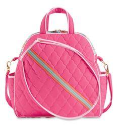 Cinda B Ladies Tennis Tote Bags - Calypso