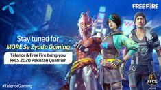 Telenor & Garena Free Fire Explore Gaming Talent in Pakistan