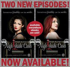 2 new episodes by Patti Larsen