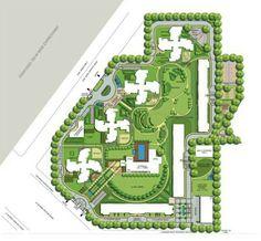 Residential Landscape Architecture Floor Plans 59 New Ideas Landscape Design Plans, Landscape Concept, Landscape Architecture Design, Urban Landscape, Residential Architecture, Koshino House, Urban Design Concept, Architecture Concept Drawings, Site Plans