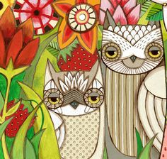 Free printable 2013 owl calendar. The calendar is customizable; you can select the images for all the months you want to print and create your own free calendar or you can simply download the pre-made version.
