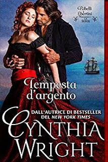 la mia biblioteca romantica: TEMPESTA D'ARGENTO di Cynthia Wright