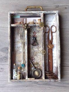 Altered drawer