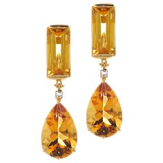 Sunset In Campos Earrings