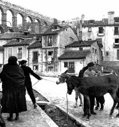 World Images, World Cities, World View, Vintage Photography, Old World, Old Photos, Nostalgia, Spain, Earth