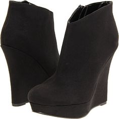 Not sure if these will go with my new years dress - wedge boots
