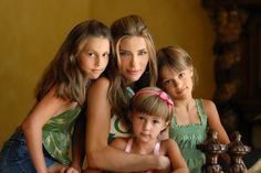 Sylvester Stallone's three daughters with wife, Jennifer Flavin. She Is Gorgeous, Gorgeous Women, Jennifer Flavin, Three Daughters, Rocky Balboa, Adopting A Child, Sylvester Stallone, My Hero, Famous People