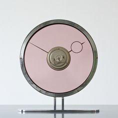 Heinrich Möller, Table Clock for  Kienzle, 1935.