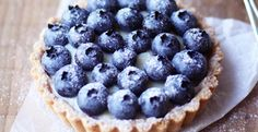 Get Your Bake On Recipe: Mini Tartlets with Blueberries and Mascarpone