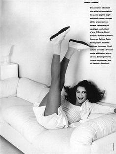 Vogue Italia 1982