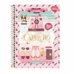 Caderno Universitário CAPRICHO - CAPRICHO