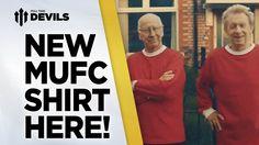New Manchester United Home Shirt! | Chevrolet #PlayFor | Manchester Unit...