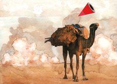Jaelah Kuehmichel, Across the Desert