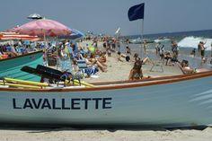 Lavallette Beach,NJ - Miss the waves