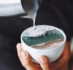 "freshbrewedlife: ""@coffeemachiato "" fresh*"