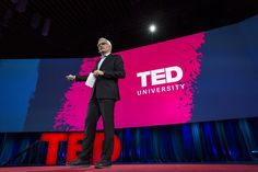 Host Bruno Giussani at TED2015 - Truth and Dare, TED University, March 16-20…
