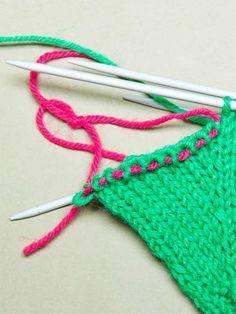 Neulotut lapaset – kolme perusohjetta - Yhteishyvä Crochet Bikini, Bikinis, Swimwear, Knitting, Fashion, Bathing Suits, Moda, Swimsuits, Tricot