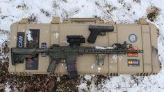 AR15 - Glock 19 - Pelican 1720