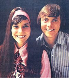 Karen & Richard Carpenter