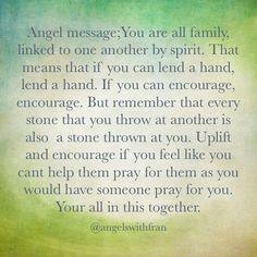 Angel message
