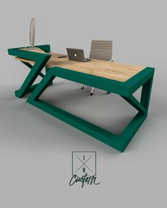 Esigned for masters of their craft 📐 modern executive bi level desk × × 30 built out of steel tube with solid oak Iron Furniture, Steel Furniture, Unique Furniture, Industrial Furniture, Custom Furniture, Table Furniture, Furniture Design, Furniture Removal, Luxury Furniture