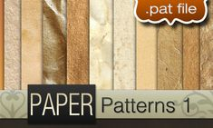 Free And Useful Paper Photoshop Patterns You'd Love To Have