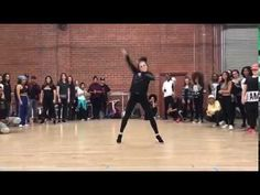 """Kaycee Rice - """"Outrageous"""" Britney Spears - Choreo by Tricia Miranda"""