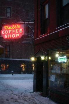 Neil's Coffee Shop, New York City