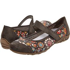 Rieker DORINA - Found these at Tradehome Shoes...fell in love with them.  They go with everything!