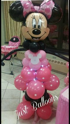Minnie Mause Decoration by Just Balloons