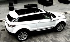 Range Rover Evoque ❤ IT!