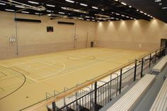 Kampushalli, Kokkola, Kanttia2 Oy Hockey, Basketball Court, Field Hockey, Ice Hockey