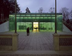 ADOLF KRISCHANITZ. Rietberg Museum Extension, Zurich 2007.